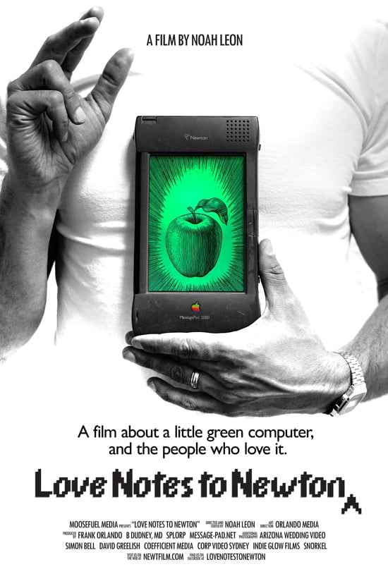 Love Notes to Newton Poster Image