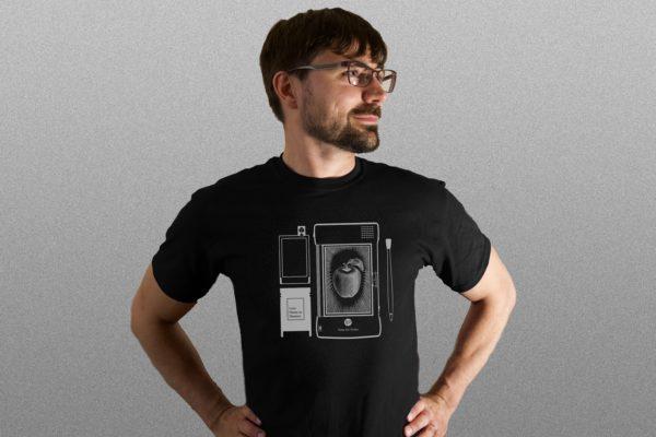 Black Love Notes to Newton Shirt